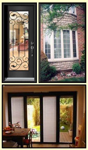 Window and patio doors